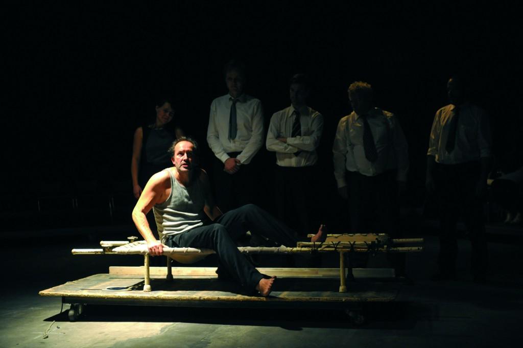23.09.2013 / Deutsches Theater Göttingen / Fotoprobe / Faust - Teil eins und zwei / Foto: Thomas Müller / freier Fotograf